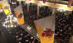 Midnight Mass 2015, December 25, 2015