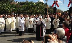 Holy Door Opening and Feast of the Immaculate Conception Mass, December 8, 2015
