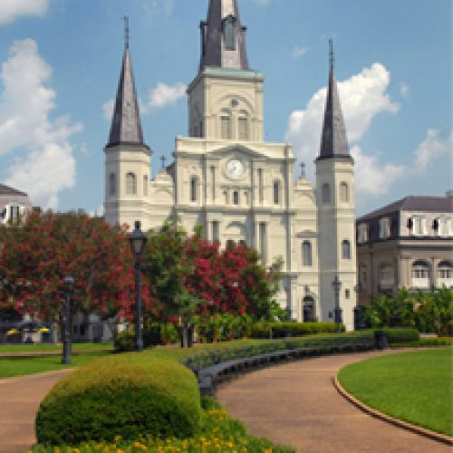 St. Louis Cathedral Photo Gallery