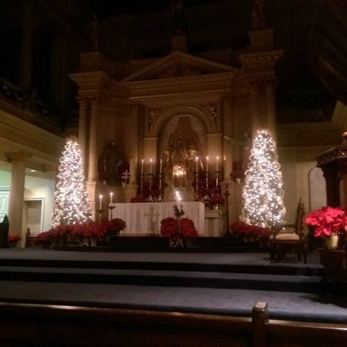 Midnight Mass 2015, December 25, 2015 Photo Gallery