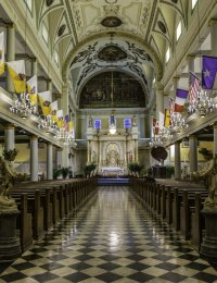 st louis cathedral new orleans la