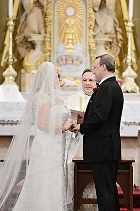 Wedding at St. Louis Cathedral
