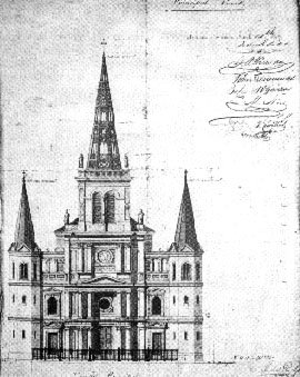 our history st louis cathedral